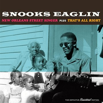 New Orleans Street Singer/That's All Right (CD)