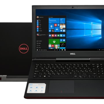 "Inspiron 7566-222175 notebook (15,6"" Full HD/Core i7/16GB/128GB SSD + 1TB HDD/GTX960 4GB/Windows 10)"