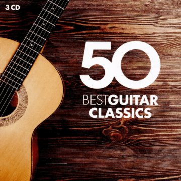 50 Best Guitar Classics (CD)