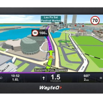 "X995 MAX 7"" ANDROID GPS+FULL EU"