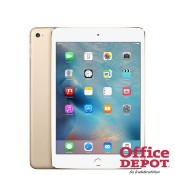Apple iPad mini 4 128 GB Wi-Fi (arany)