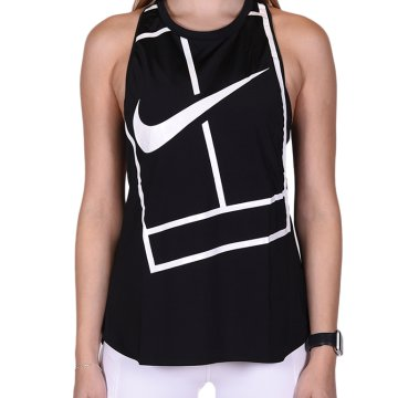 Womens NikeCourt Dry Tennis Tank
