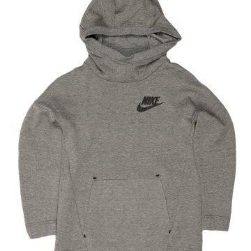 Girls Nike Sportswear Tech Fleece Hoodi