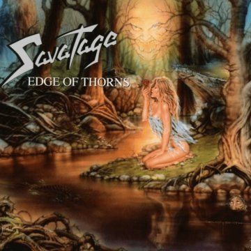 Edge Of Thorns CD