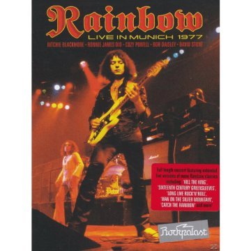 Live in Munich 1977 DVD