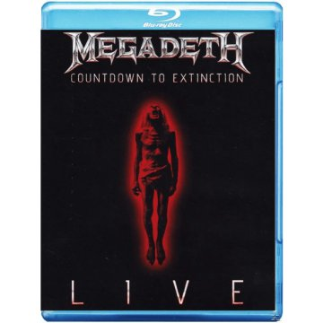 Countdown To Extinction - Live Blu-Ray