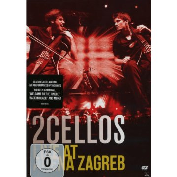Live At Arena Zagreb DVD