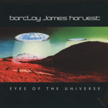 Eyes of the Universe CD