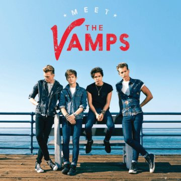 Meet the Vamps CD