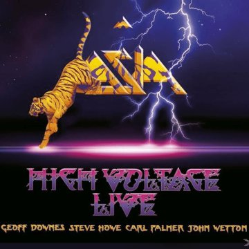 High Voltage CD+DVD