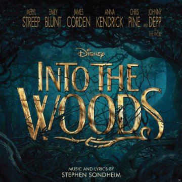 Into The Woods (Vadregény) CD