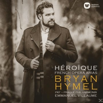Héroque - French Opera Arias CD