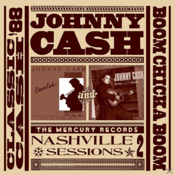 Classic Cash '88 - Boom Chicka Boom - Nashville Sessions 2 CD