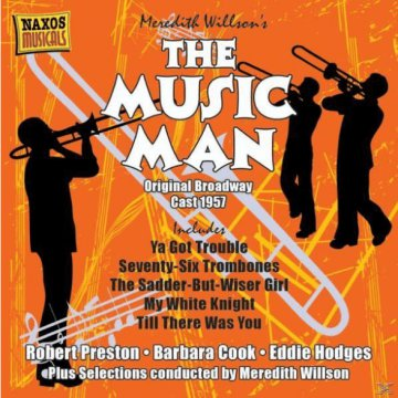 The Music Man CD