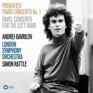 Prokofiev - Piano Concerto No.1 / Ravel - Concerto For The Left Hand CD