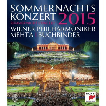 Sommernachtskonzert - Summer Night Concert 2015 Blu-ray