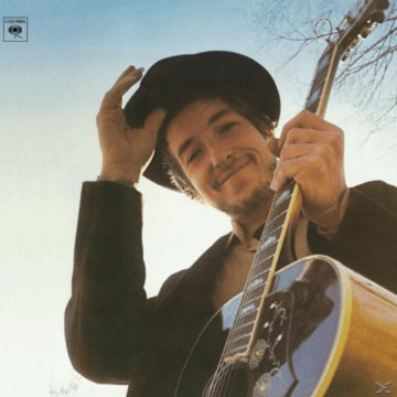 Nashville Skyline CD