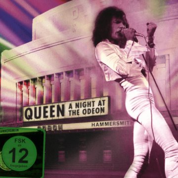 A Night at the Odeon - Hammersmith 1975 (Limited Deluxe Version) CD+DVD