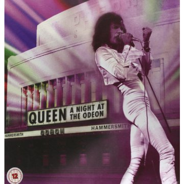 "A Night at the Odeon - Hammersmith 1975 (Limited Super Deluxe Edition) CD+DVD+Blu-ray+Vinyl EP (12"")"