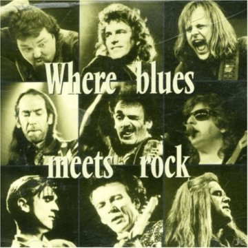 Where Blues Meets Rock CD