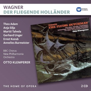 Der Fliegende Hollander CD