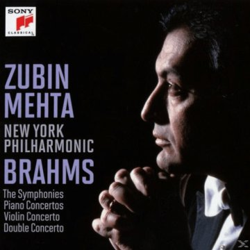 Conducts Brahms CD