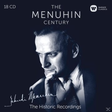 The Menuhin Century - The Historic Recordings CD