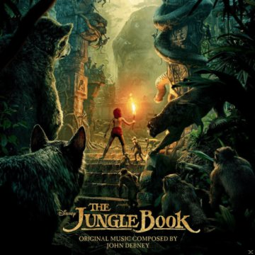 The Jungle Book (A dzsungel könyve) CD