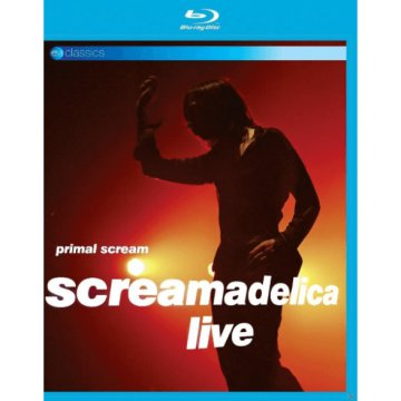 Screamadelica - Live Blu-ray