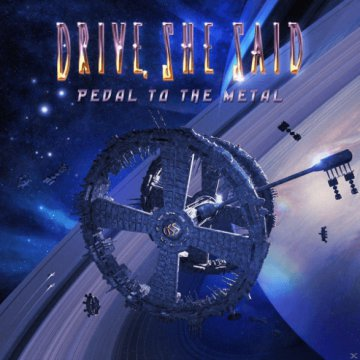 Pedal to The Metal CD