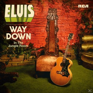 Way Down in The Jungle Room CD