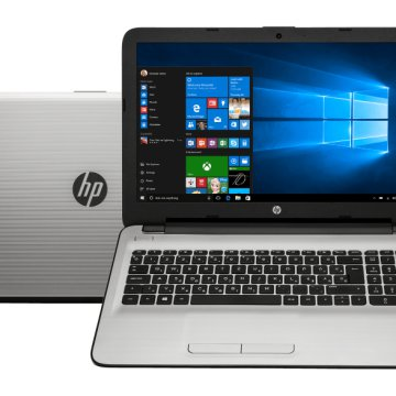 "Pavilion 15-ay013nh X5C88EAW ezüst notebook (15,6"" Full HD matt/Core i3/4GB/256 GB SSD/Windows 10)"