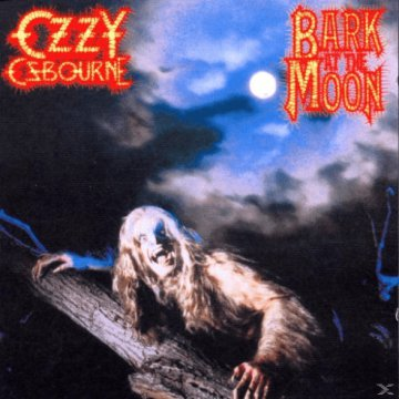 Bark At The Moon CD
