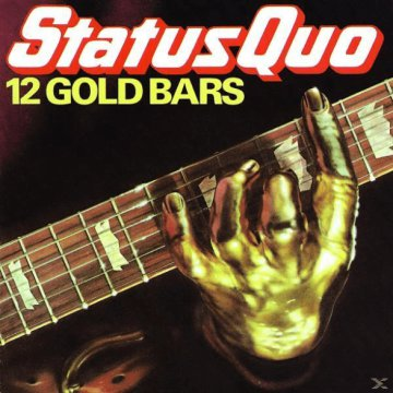 12 Gold Bars CD