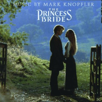 The Princess Bride (A herceg menyasszonya) CD