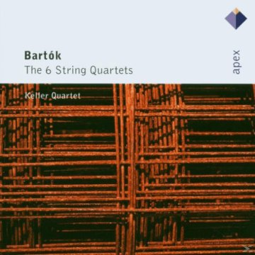The 6 String Quartets CD