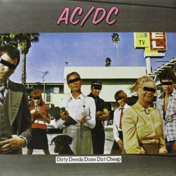 Dirty Deeds Done Dirt Cheap (Limited Edition) LP