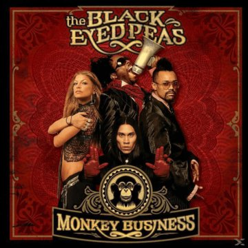 Monkey Business CD