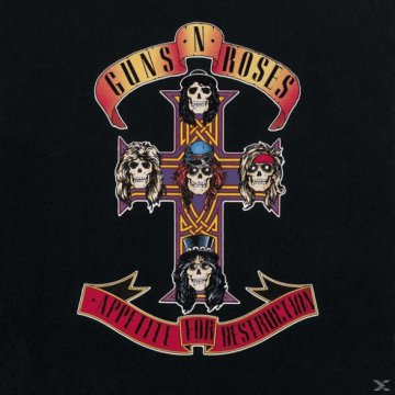Appetite for Destruction (Vinyl LP (nagylemez))