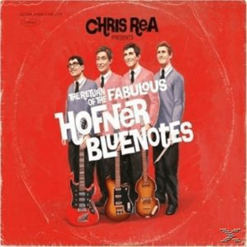 The Return Of The Fabulous Hofner Bluenotes CD
