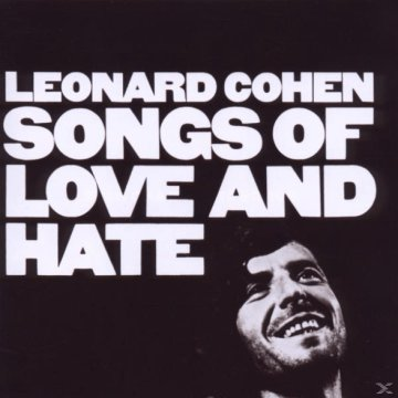 Songs of Love and Hate CD