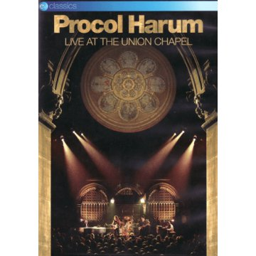 Live from union chapel DVD