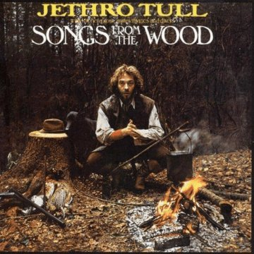 Songs from the Wood CD