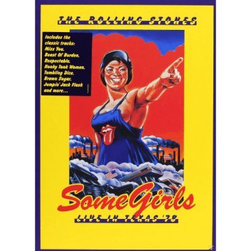 Some Girls - Live In Texas '78 DVD