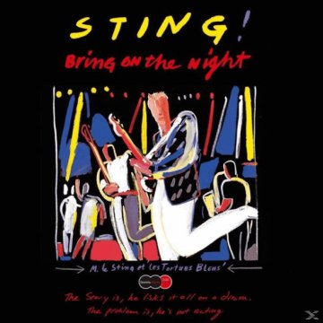 Bring On The Night CD+DVD