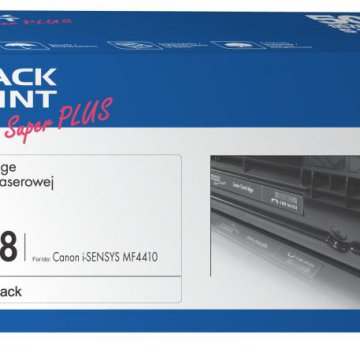 Black Point toner LBPPC728 (Canon CRG-728) fekete