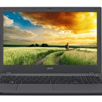 "Aspire ES1-571 fekete notebook NX.GCEEU.064 (15,6"" Full HD, matt/Core i3/4GB/1 TB HDD/Linux)"