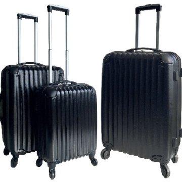0d08978924ad Tesco fekete gurulós bőrönd - ár, vásárlás, rendelés, vélemények