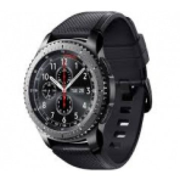SM-R760NDAAXEH Gear S3 Frontier (Bluetooth) - Black