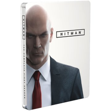 Hitman: The Complete First Season (Steelbook) (PlayStation 4)